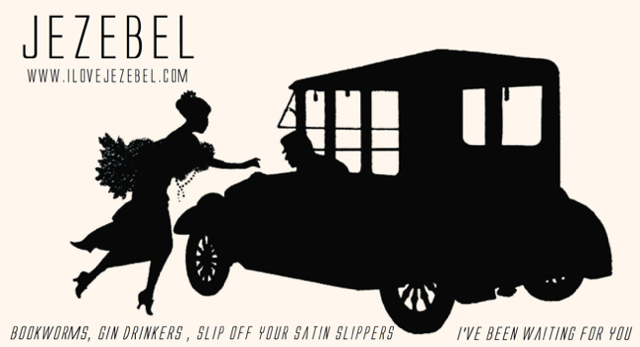 jezebel.  correspondence for the vagabond heart.